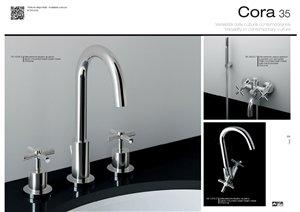 Collezione Cora 35 - 36 - Showers