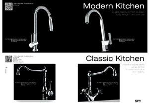 Collezione Cucina Moderno - Classico