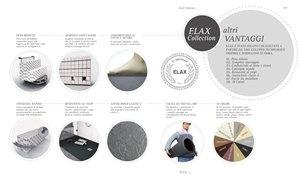 Collezione Elax Piatti Doccia Flessibili