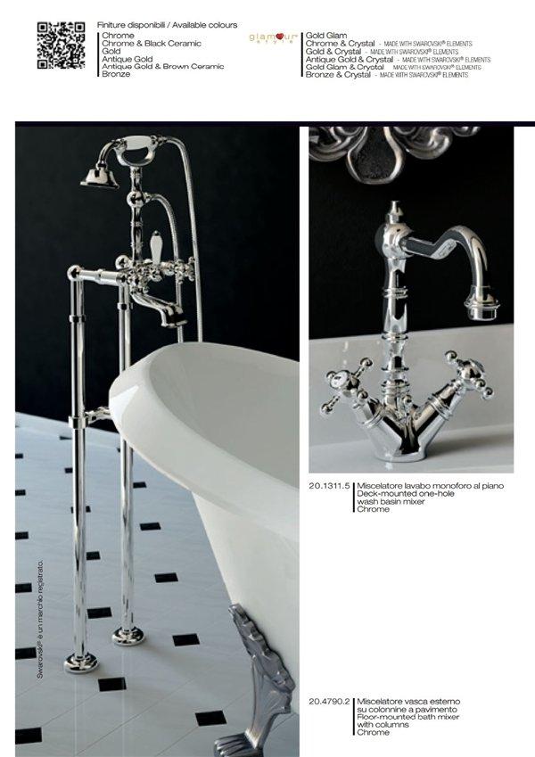 Collezione Melrose 20-21-classic Showers