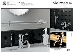 Collezione Melrose 70-71-classic Showers