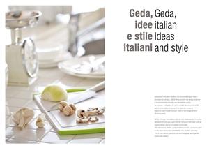 Rubinetteria Cucina, Stile Italiano