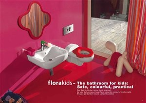Collezione Florakids