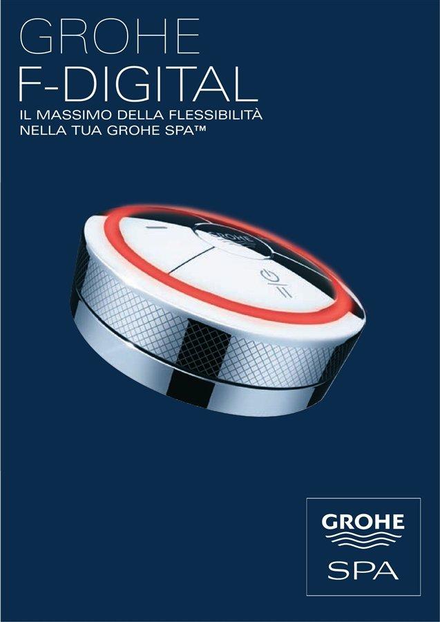Grohe catalogo f digital for Catalogo grohe