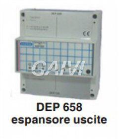 Foto DEP 658 ESPANSORE X UNITA