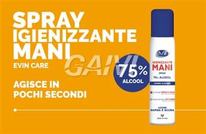 Foto IGIENIZZANTE MANI SPRAY 100 ML