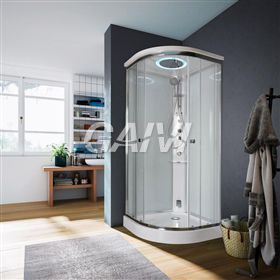 Foto ARCHIMEDE 100X100 R55 SHOWER CABINA IDRO TERM