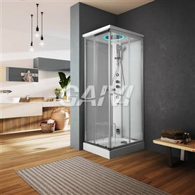 Foto ARCHIMEDE 100X100 SHOWER CABINA IDRO TERM.