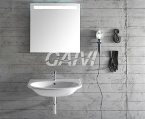Foto 4ALL MD070. BI LAVABO 70X48 BIANCO