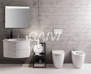 Foto 4ALL NEW MD005. BI 54. 36 VASO 2.0 A TERRA BIANCO