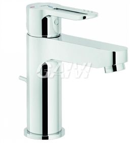 Foto NEW ROAD ECO MIX LAVABO CROMO L. VUOTA RDE0118/1
