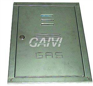 Foto SPORTELLO INOX 60X50 X CONTATORE GAS